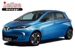 Noleggiami Renault Zoe
