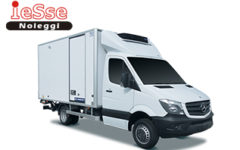 Mercedes Sprinter - Cella Frigo