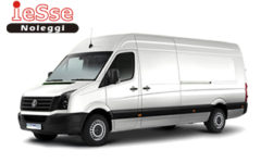 VW Crafter - Passo Lungo